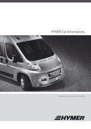 HYMER Car Informations
