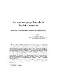 Las regiones geográficas de la República Argentina - Digitum ...