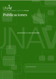 LOS JUICIOS Y LA TASA DE INTERES.indd - UNAV