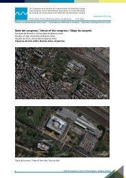 Sede del congreso / Venue of the congress ... - AISV-IAVS 2012