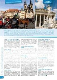 6. AS 4 CAPITAIS DA EUROPA CENTRAL - Nortravel