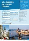 6. AS 4 CAPITAIS DA EUROPA CENTRAL - Nortravel - Page 2