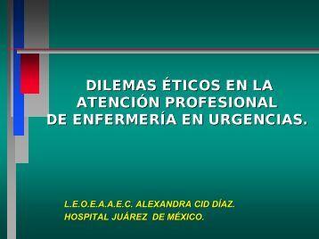 Dilemmas eticos profesionales ppt presentation