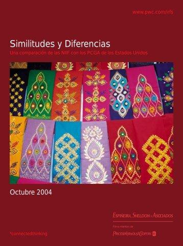similitud y diferencia 2 - PwC
