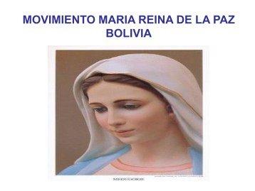 bolivia - Santuario de Medjugorje