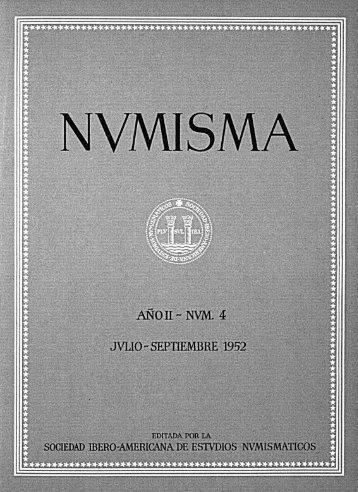 Núm. 4 - Jul-Sep 1952 - Fábrica Nacional de Moneda y Timbre