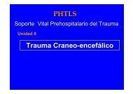 Trauma Craneo-encefálico PHTLS - IntraMed