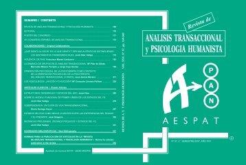 2º semestre - Año XXV - aespat