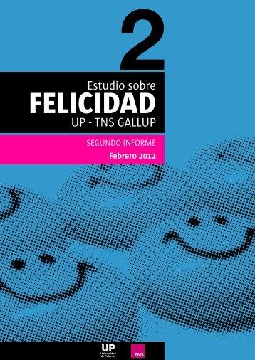 felicidad - TNS Gallup