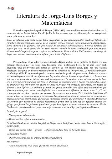 Jorge Luis Borges - David Casado de Lucas