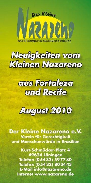Der Kleine Nazareno ev - Amazonas