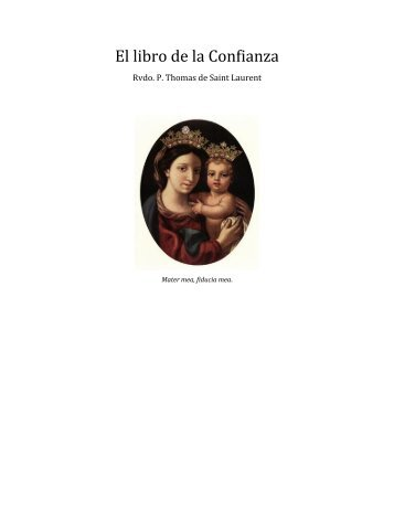 El libro de la Confianza - El Cruzado