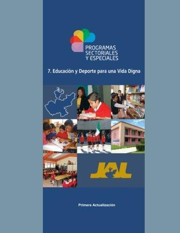 Educación y deporte para una vida digna - Instituto Tecnologico ...