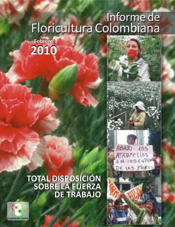 Informe de Floricultura Colombiana - International Labor Rights Forum