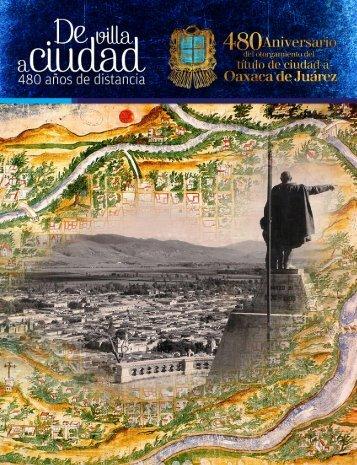 Revista 480 Aniversario del otorgamiento de título de ciudad a ...