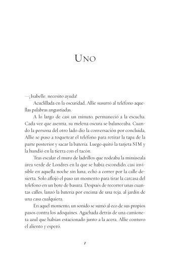 Primeras páginas - Alfaguara Juvenil