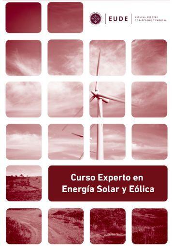 Experto en Energía Solar y Eólica - Formación en Medio Ambiente y ...