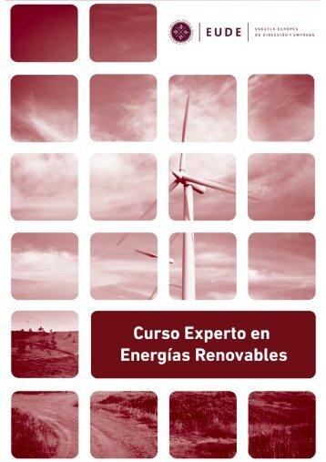Curso Experto en Energías Renovables - Formación en Medio ...