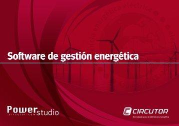 Software de gestión energética - Circutor