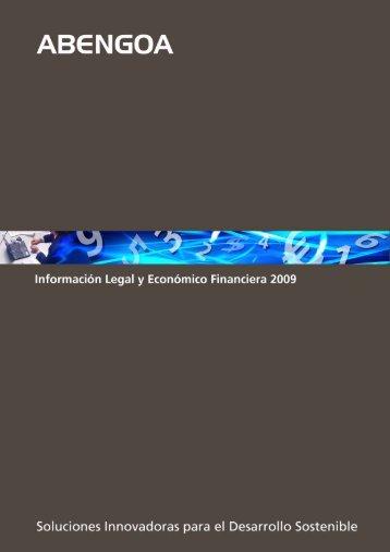 Descargar Tomo III del Informe Anual7,1 MB - Abengoa
