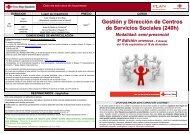 Diptico informativo 9º ed DIRECTORES - Cruz Roja Española ...