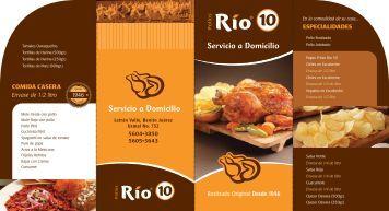 sucursal Del Valle - Pollos Río 10