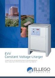 EVV Constant Voltage Charger - Ellego Powertec