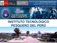 salchicha de anchoveta - Ministerio de Ciencia, Tecnología e ...