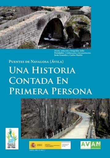 UNA HiStORiA CONtAdA EN PRiMERA PERSONA - Turismo Ávila