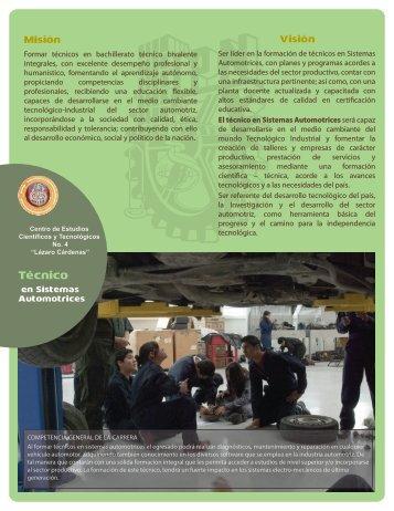 Leer más - Cecyt 4 Lazaro Cardenas - Instituto Politécnico Nacional
