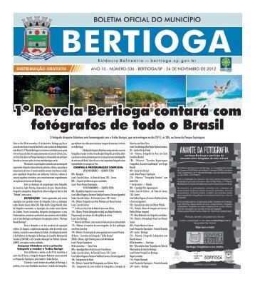1º revela Bertioga contará com fotógrafos de todo o Brasil