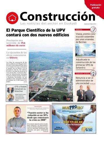 El Parque Científico de la UPV contará con dos nuevos edificios