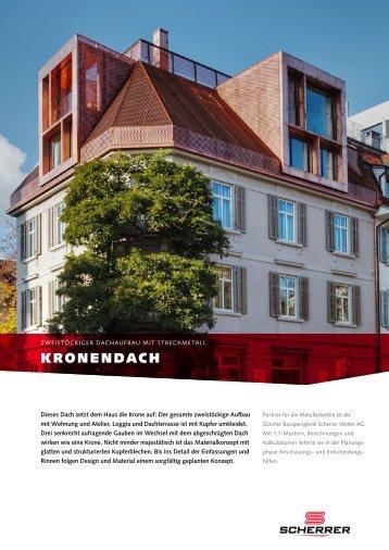 Referenzblatt (PDF) - Scherrer Metec AG