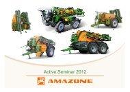Trend im Pflanzenschutz - Amazone