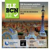 folleto encuentrobcn 2012