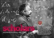 Scholars oferece a você a nova geração de websites especiais para ...