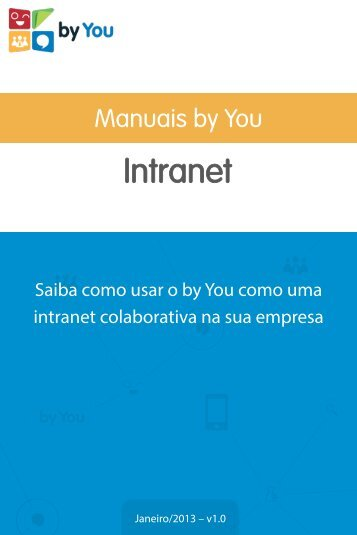 Intranet - by You - Rede social corporativa