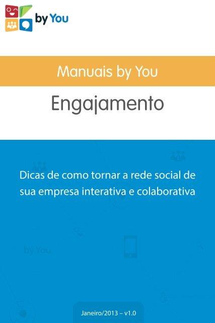 Engajamento - by You - Rede social corporativa