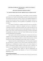 A HISTÓRIA DO BRASIL CONTADA PELA ADVOCACIA ... - ANPAF