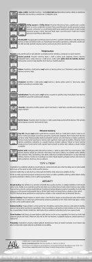 Střelené kachny - pravidla.indd - AMIGO Spiel + Freizeit GmbH - Page 2