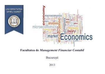 Facultatea de Management Financiar Contabil Bucureşti