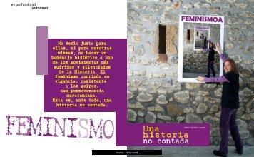 Una historia no contada - Revista FRIDA