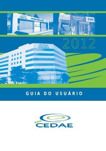 Guia 2012.indd - Cedae