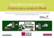 Guía didáctica do proxecto - Ratos no Laboratorio 2012 - educaBarrié