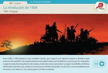 La revolución de 1904 - Manosanta