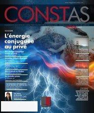Magazine Constas Octobre 2012