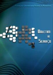 Boletim 07 de 12/02/2010 - Unir