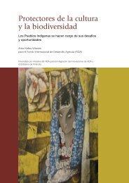 Protectores de la cultura y la biodiversidad - IFAD