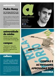 Pedro Remy CONTAS E ACTIVIDADES ... - académico - RUM