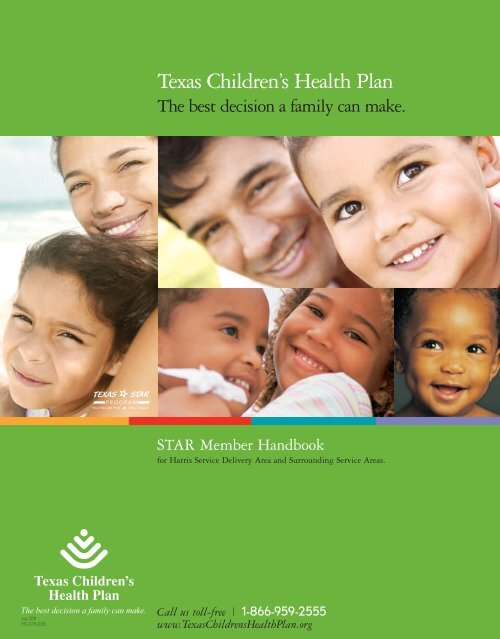 English Texas Children S Health Plan